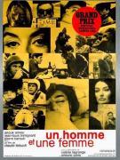 """""""Un homme et une femme"""" de Claude Lelouch"""
