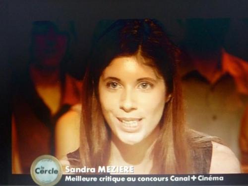 Sandra Mézière Le Cercle canal plus 2007 1.jpg