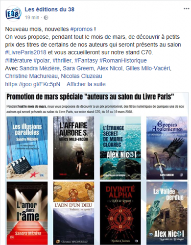 littérature, livres numériques, Salon du Livre de Paris 2018, cinéma