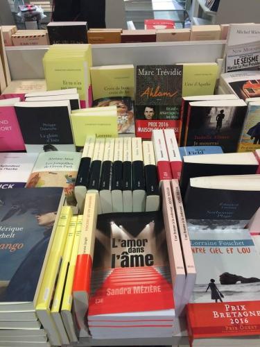 roman, écriture, littérature, premier roman, L'amor dans l'âme, librairie Corneille, Laval, librairie, Editions du 38, Les Editions du 38, Festival de Cannes, livre, lire, cinéma, festival de cinéma, festivals de cinéma
