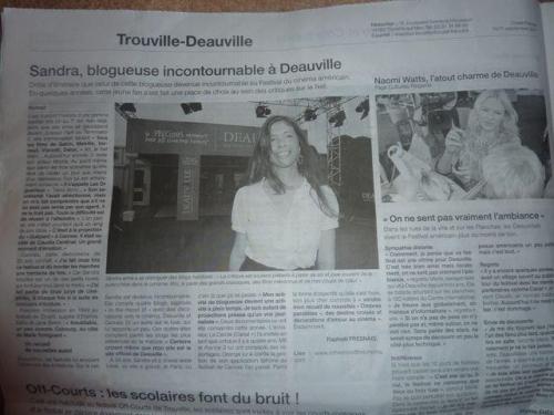 Sandra Mézière Ouest  France Deauville 2011.jpg