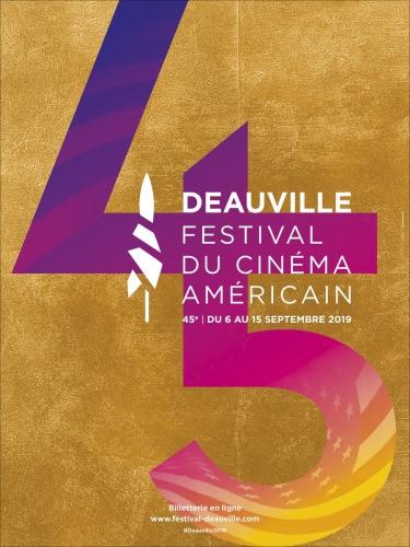 Festival du Cinéma Américain de Deauville 2019 affiche.jpg