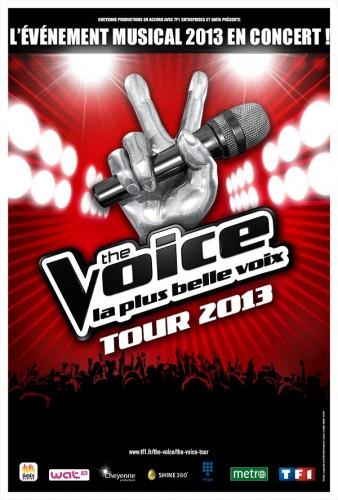 concours,musique,the voice,the voice tour