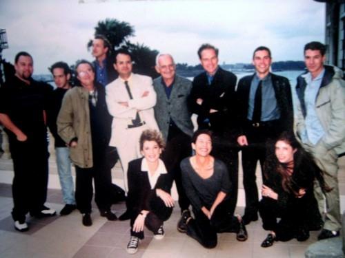 Jury du Festival du Film Britannique de Dinard 1999.jpg