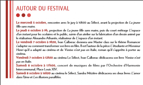 cinéma,film,festival,festivals,in the mood for cinéma,festival international du film de saint-jean-de-luz 2016,saint-jean-de-luz,littérature