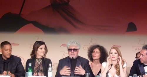 cinéma, Festival de Cannes, Festival de Cannes 2017, Almodovar, film, In the mood for cinema, Cannes