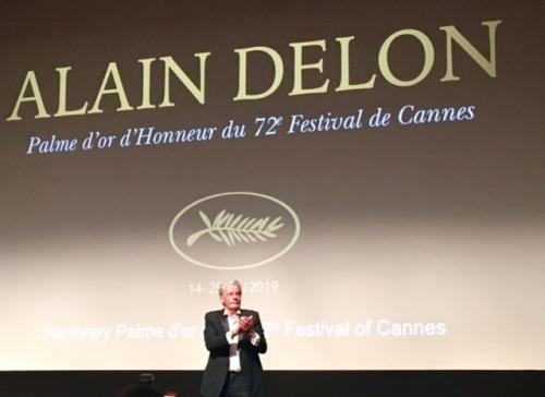 alain delon,delon,cinéma,festival de cannes,palme d'or,palme d'or d'honneur,festival,festival de cannes 2019,72ème festival de cannes,monsieur klein,anouchka delon