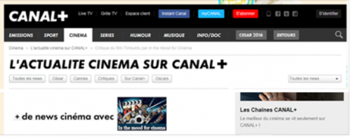 césar 2016,césar,canal plus,canal +,in the mood for cinema,critique,film