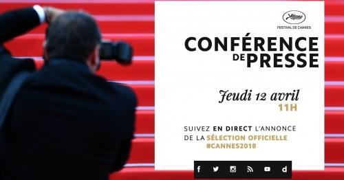 Conférence de presse du Festival de Cannes 2018 12 avril à 11h.jpg