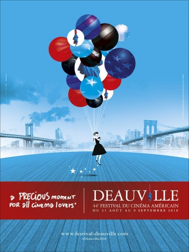 Deauville, cinéma, Festival du Cinéma Américain de Deauville, 44ème Festival du Cinéma Américain de Deauville, concours, In the mood for Deauville, In the mood for cinema, festival, film