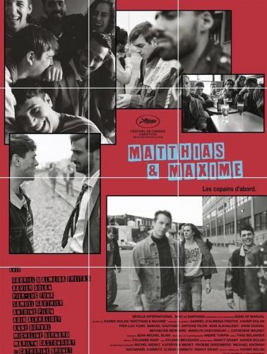 cinéma, Xavier dolan, Matthias et Maxime, Festival de Cannes 2019, 72ème Festival de Cannes, Gabriel D'Almeida Freitas