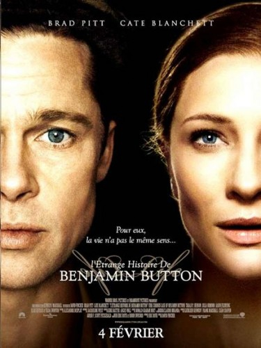 cinéma, film, critique, In the mood for cinema, l'étrange histoire de benjamin button, David Fincher, Brad Pitt