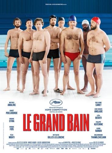 critique du film Le grand bain de Gilles Lellouche et affiche.jpg
