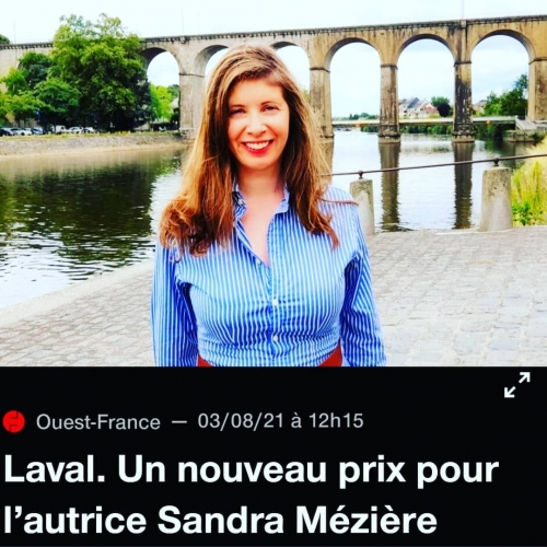Ouest-France Sandra Mézière.jpg