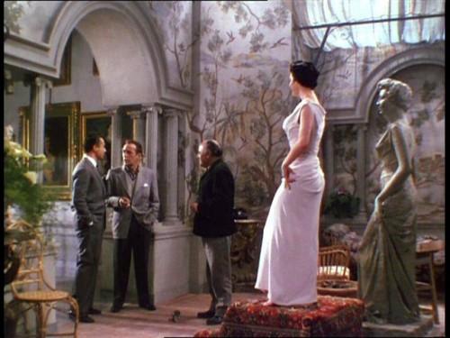 La comtesse aux pieds nus, Ava Gardner, cinéma, film, Humphrey Bogart