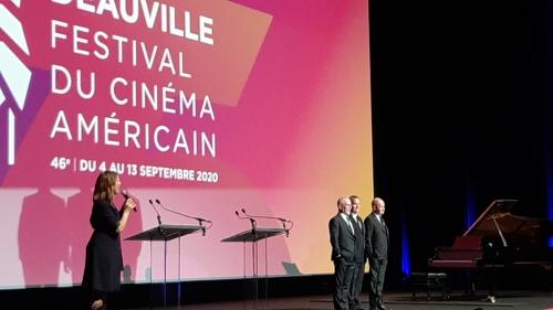 deauville,festival du cinéma américain de deauville 2020,minar