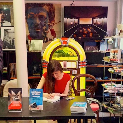 Dédicace librairie du Cinéma du Panthéon Paris.jpg