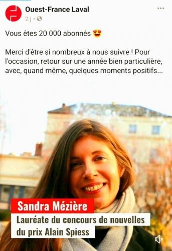 Ouest France Sandra Mézière.jpg