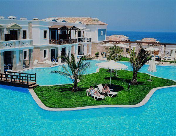 hôtel de luxe grece pas cher