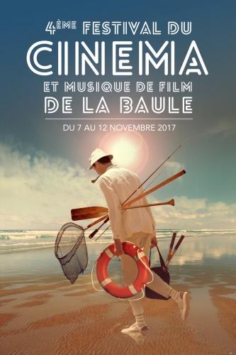 cinéma, musique, La Baule, Festival du Cinéma et Musique de Film de La Baule, festival de cinéma, Jacques Tati, affiche, film, In the mood for cinema