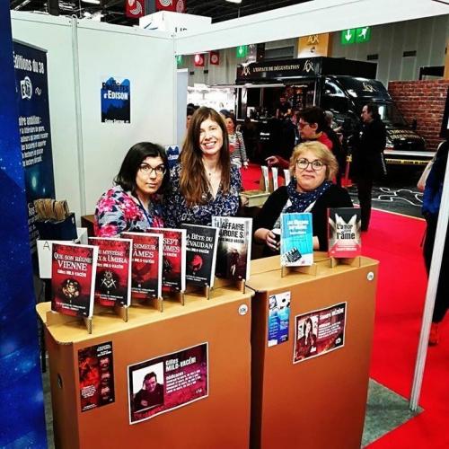 littérature,salon du livre de paris 2018,livre,roman,romancière,écrivain,cinéma,in the mood for cinema,editions du 38