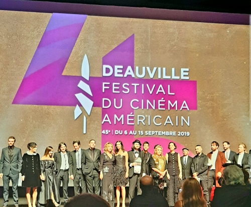 cinéma, Deauville, Festival du Cinéma Américain de Deauville, Catherine Deneuve, Johnny Depp; Pierce Brosnan, Kirsten Stewart, Geena Davis, Sienna Miller, Bull, Swallow, film, In the mood for cinema