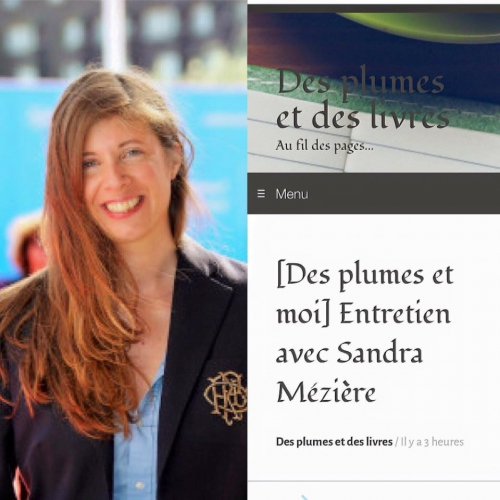 Des plumes et des livres Sandra Mézière romancière.jpg