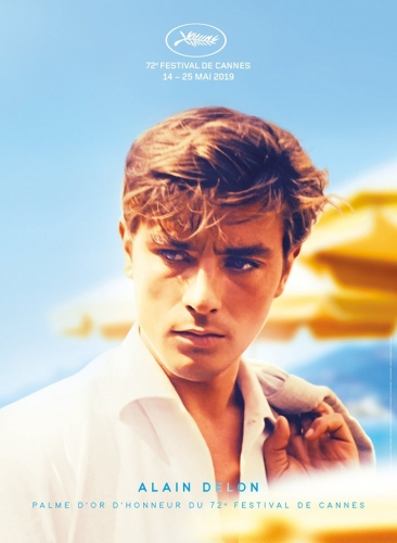 cinéma,alain delon,delon,festival de cannes,72ème festival de cannes,festival de cannes 2019,in the mood for cinema,in the mood for cannes,hommage,plein soleil,le guépard,rocco et ses frères,le cercle rouge,le samouraï,monsieur klein