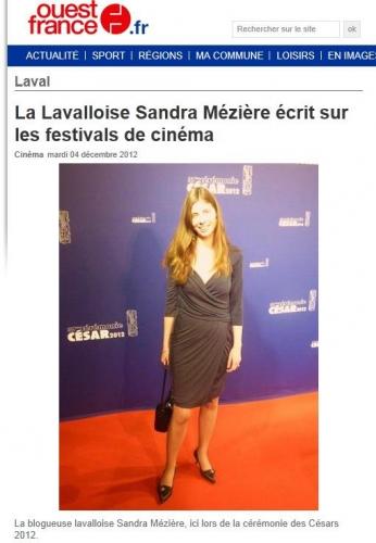 Sandra Mézière César Ouest France 2012.jpg
