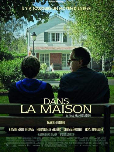 cinéma, critique, film, Dans la maison, François Ozon, Fabrice Luchini